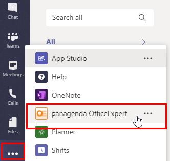 How to Add the OfficeExpert App to MS Teams - OfficeExpert